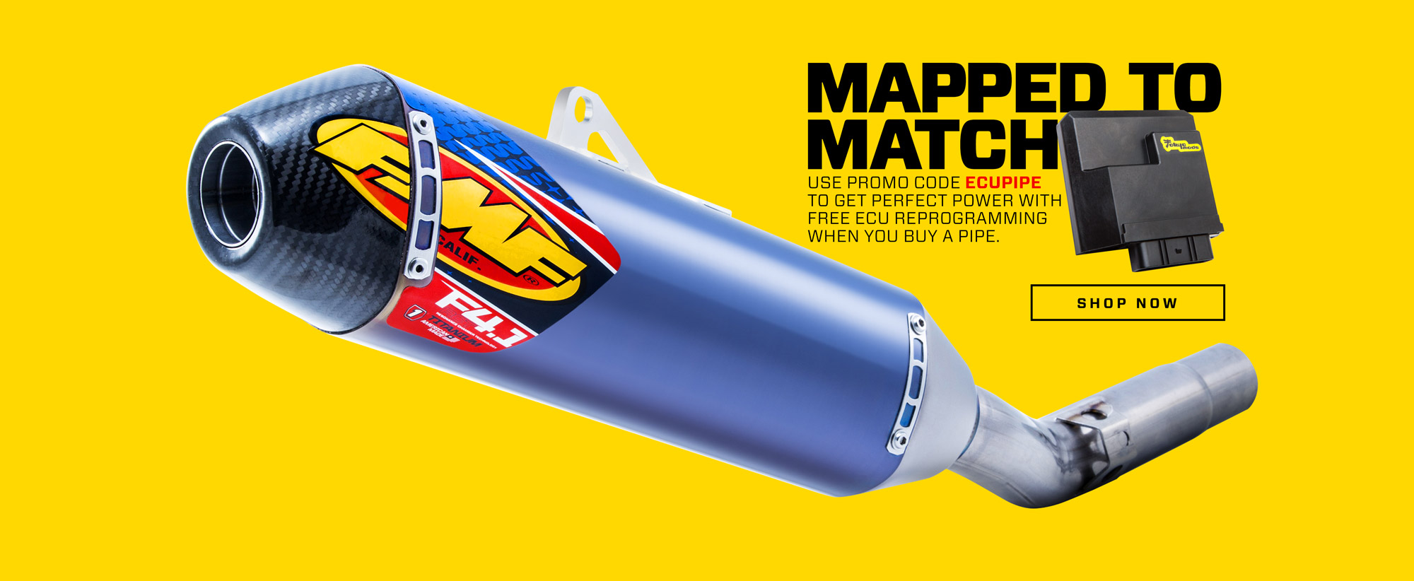 FMF Pipe & Ignition Promotion