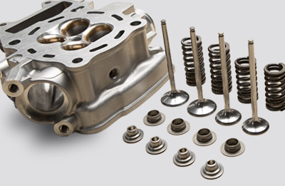 Modified Cylinder Head